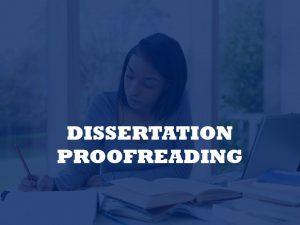 master thesis editing