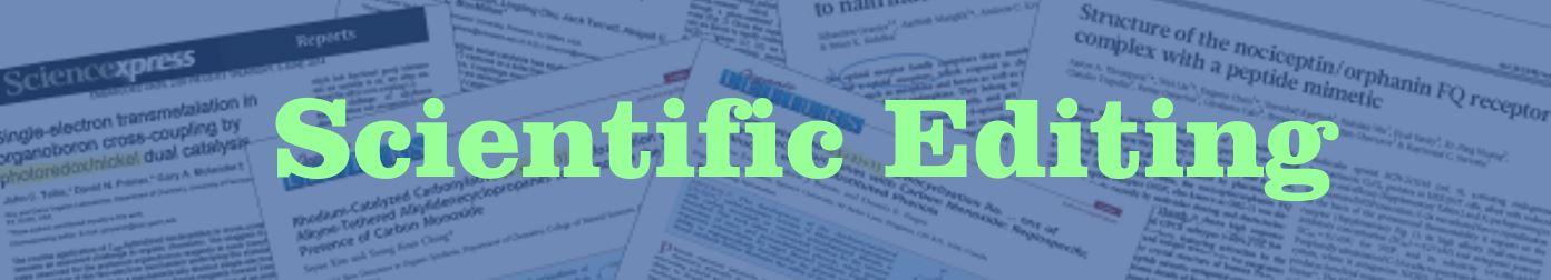 Scientific Editing essay proofreader