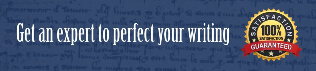 Journal paper editing and proofreading services