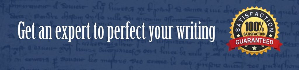 Proofreading student papers and articles