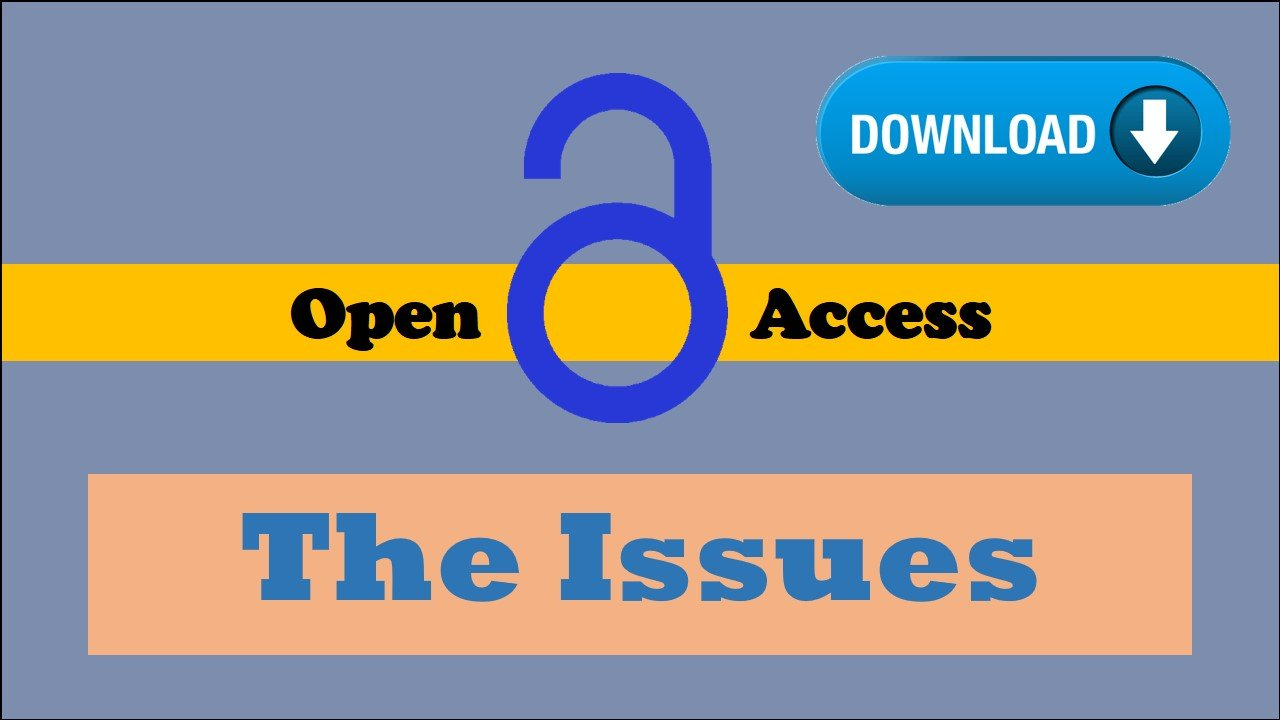 Problems with open access journals