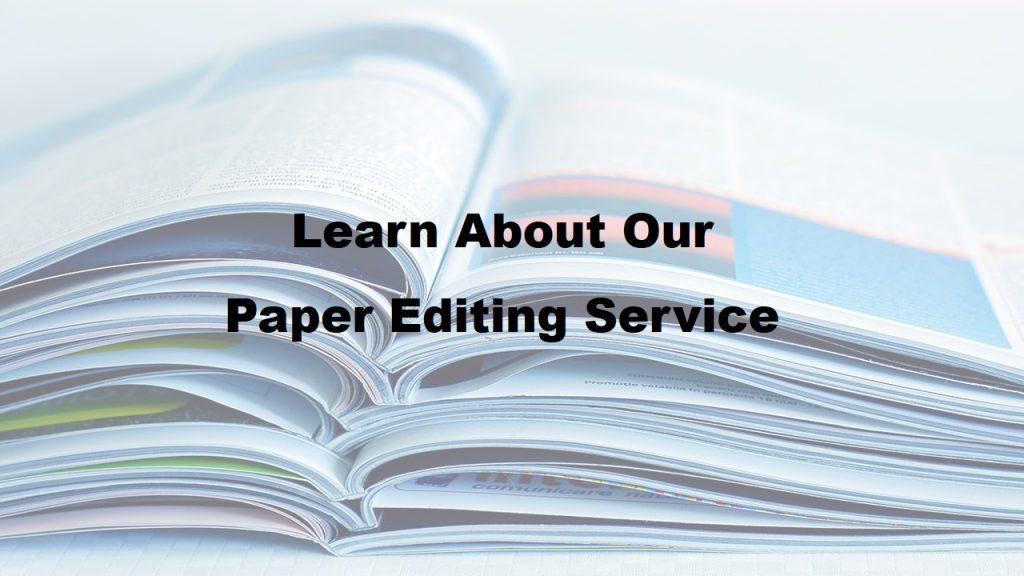 Revising journal articles for scholars