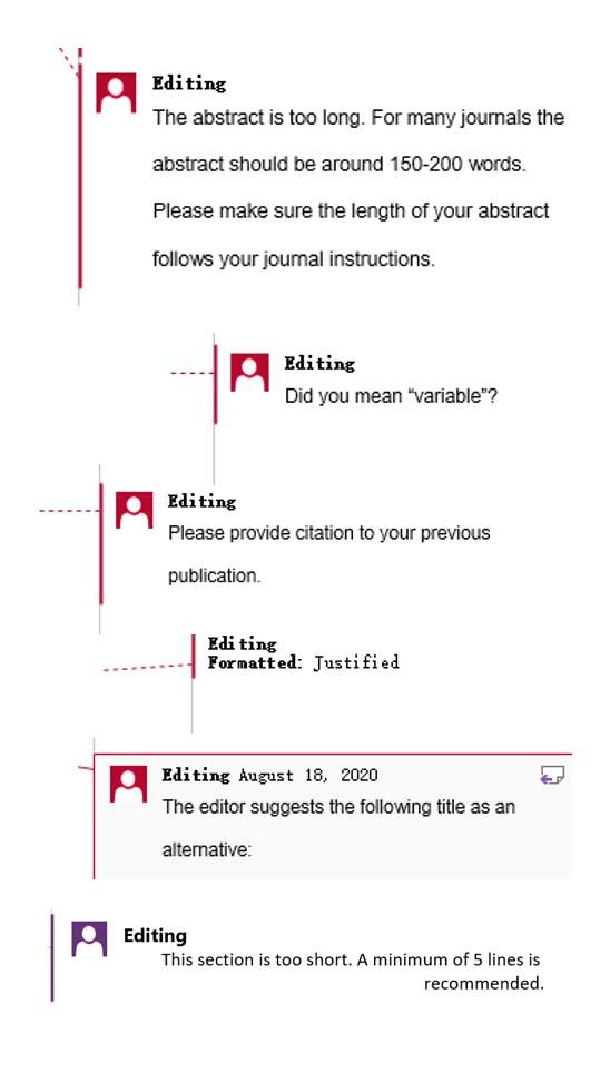 Editing Academic Articles