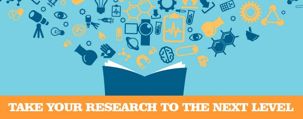 Take your research to the next level