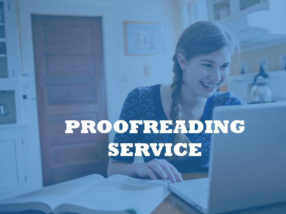 Copy Editing Paper by Article Proofreading Service