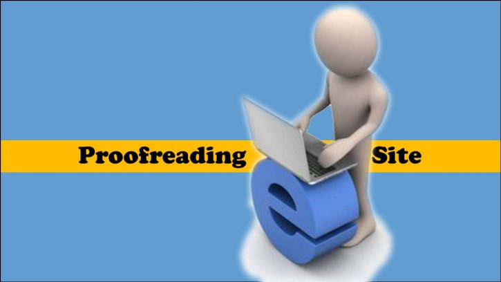 The best proofreading site