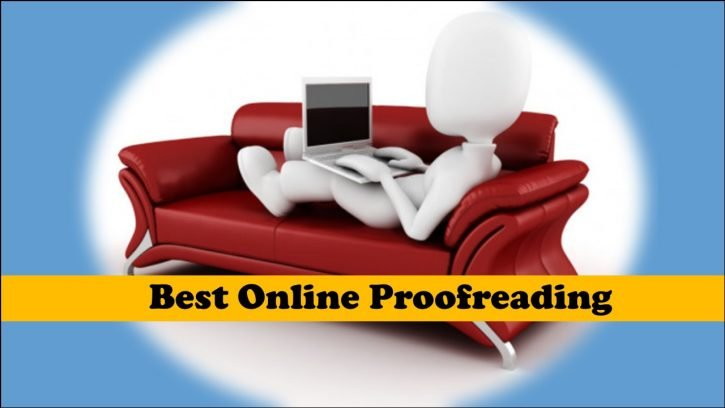 Best Online Proofreading