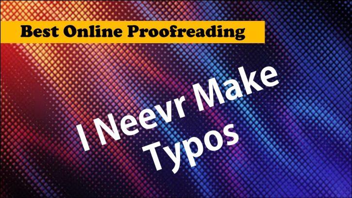 Best Online Proofreading Service