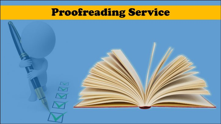 What is a proofreading service