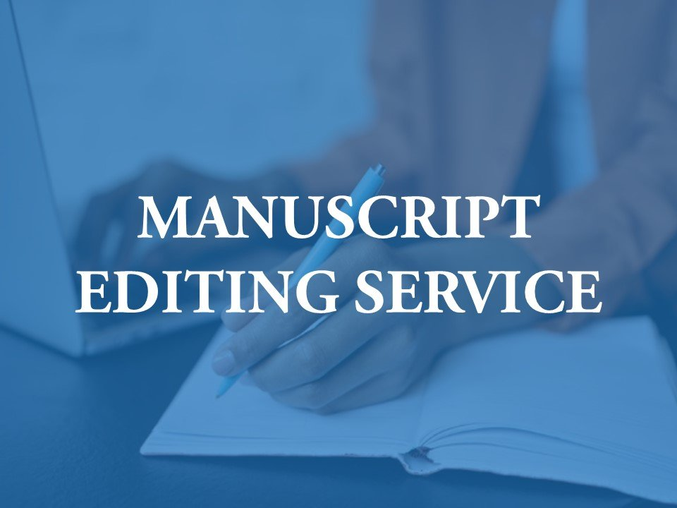 Providing assistance for editing manuscripts