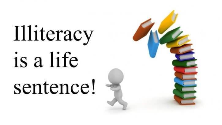 20 types of illiteracy