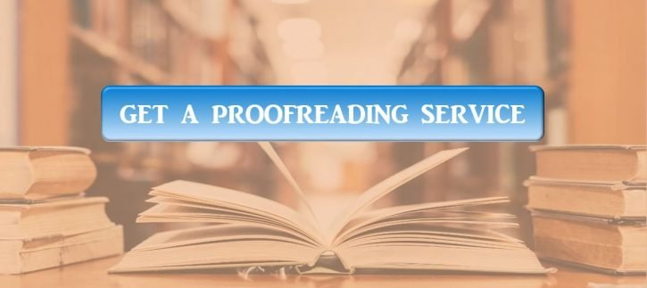Get a proofreading service for your paper