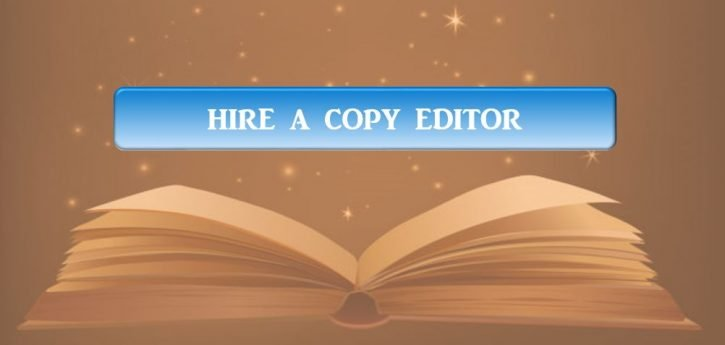 Hire an academic copy editing service