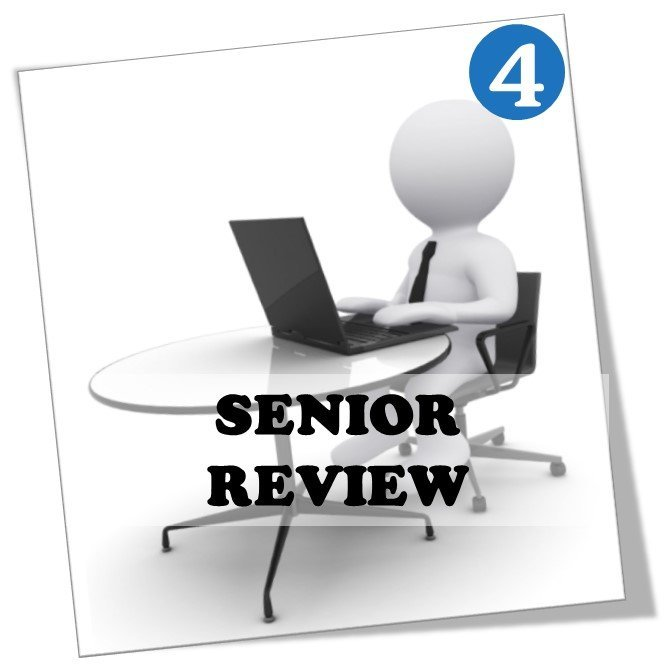 Senior review of journal research papers