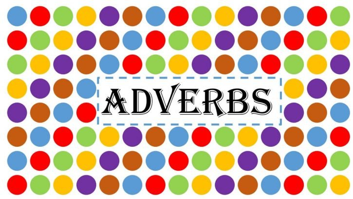 Adverb, definition, examples